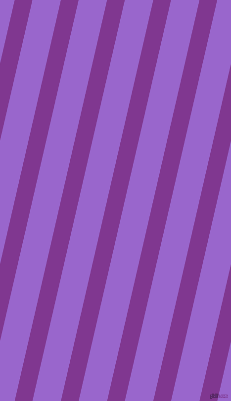 77 degree angle lines stripes, 35 pixel line width, 56 pixel line spacing, Vivid Violet and Amethyst angled lines and stripes seamless tileable