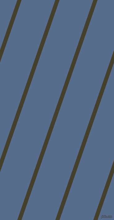 71 degree angle lines stripes, 13 pixel line width, 103 pixel line spacing, Woodrush and Kashmir Blue angled lines and stripes seamless tileable