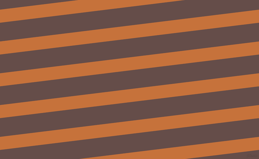 7 degree angle lines stripes, 44 pixel line width, 63 pixel line spacing, Zest and Congo Brown angled lines and stripes seamless tileable