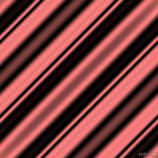 Black and Salmon beveled plasma lines seamless tileable