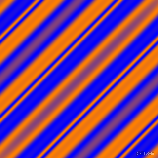 , Blue and Dark Orange beveled plasma lines seamless tileable