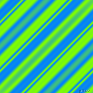 , Dodger Blue and Chartreuse beveled plasma lines seamless tileable