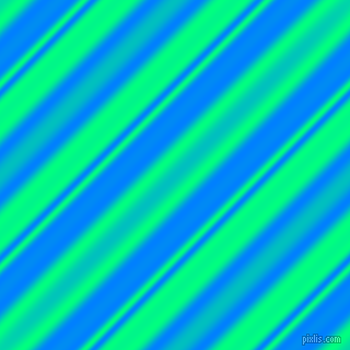, Dodger Blue and Spring Green beveled plasma lines seamless tileable