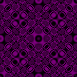 , Black and Purple cellular plasma seamless tileable