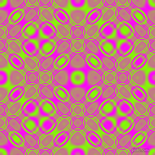 , Chartreuse and Magenta cellular plasma seamless tileable