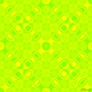 , Chartreuse and Yellow cellular plasma seamless tileable