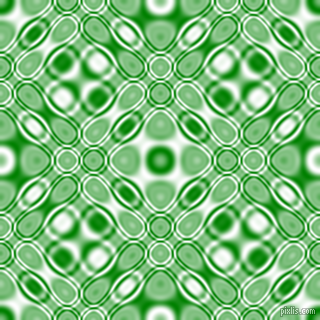 , Green and White cellular plasma seamless tileable