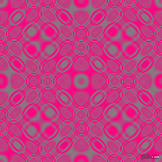 , Grey and Deep Pink cellular plasma seamless tileable