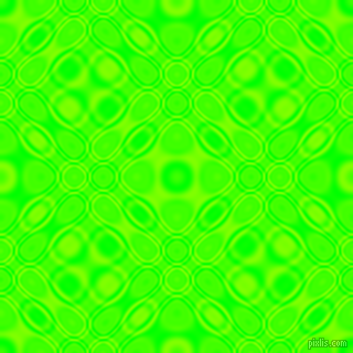 , Lime and Chartreuse cellular plasma seamless tileable