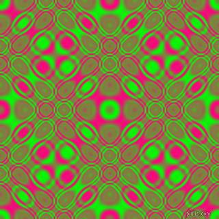, Lime and Deep Pink cellular plasma seamless tileable