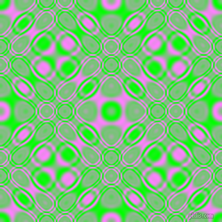 , Lime and Fuchsia Pink cellular plasma seamless tileable