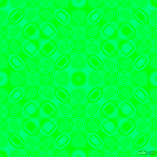 , Lime and Spring Green cellular plasma seamless tileable