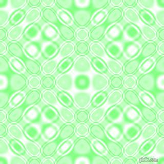 , Mint Green and White cellular plasma seamless tileable