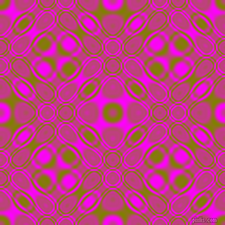 , Olive and Magenta cellular plasma seamless tileable