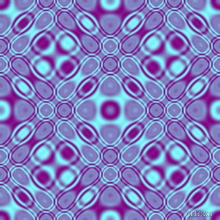 , Purple and Electric Blue cellular plasma seamless tileable