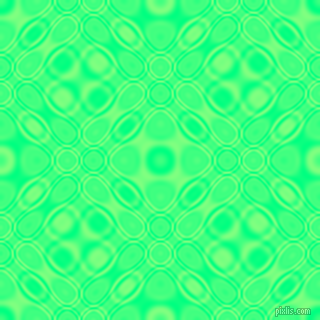 , Spring Green and Mint Green cellular plasma seamless tileable