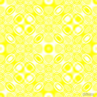 , Yellow and White cellular plasma seamless tileable