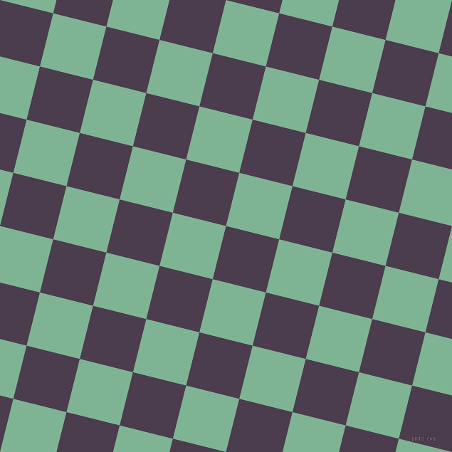 76/166 degree angle diagonal checkered chequered squares checker pattern checkers background, 77 pixel square size, , checkers chequered checkered squares seamless tileable