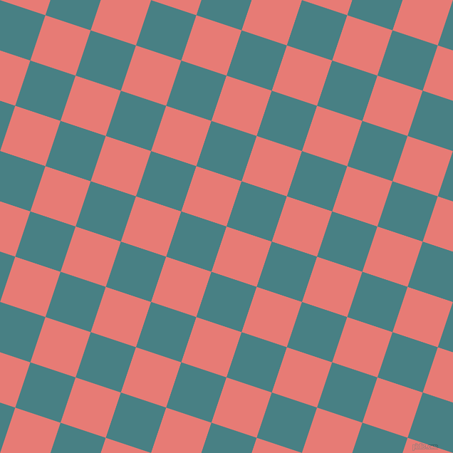 72/162 degree angle diagonal checkered chequered squares checker pattern checkers background, 67 pixel square size, , checkers chequered checkered squares seamless tileable