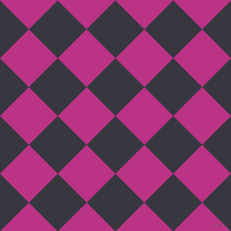 45/135 degree angle diagonal checkered chequered squares checker pattern checkers background, 131 pixel square size, , checkers chequered checkered squares seamless tileable
