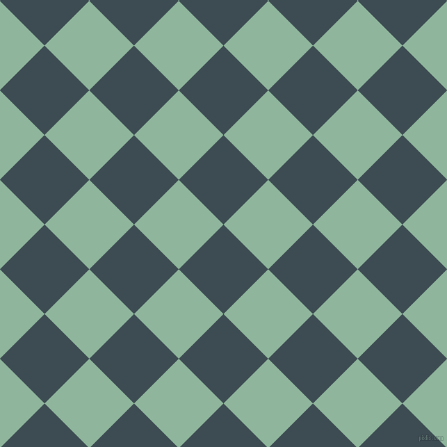 45/135 degree angle diagonal checkered chequered squares checker pattern checkers background, 91 pixel squares size, , checkers chequered checkered squares seamless tileable
