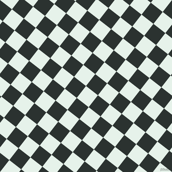 52/142 degree angle diagonal checkered chequered squares checker pattern checkers background, 59 pixel squares size, , checkers chequered checkered squares seamless tileable