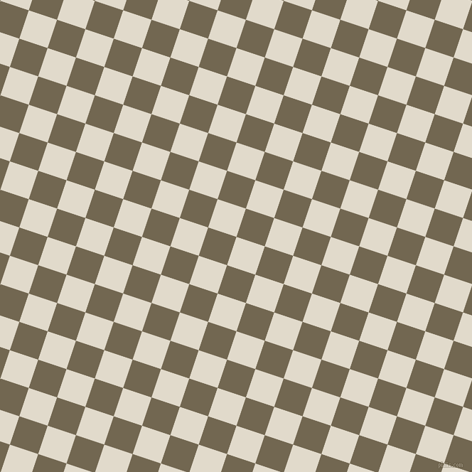 72/162 degree angle diagonal checkered chequered squares checker pattern checkers background, 42 pixel squares size, , Albescent White and Coffee checkers chequered checkered squares seamless tileable