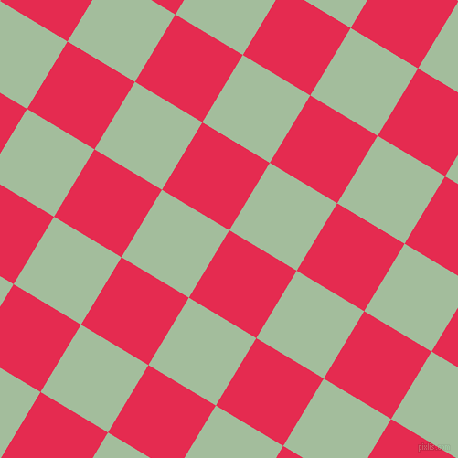 59/149 degree angle diagonal checkered chequered squares checker pattern checkers background, 86 pixel squares size, , Amaranth and Spring Rain checkers chequered checkered squares seamless tileable
