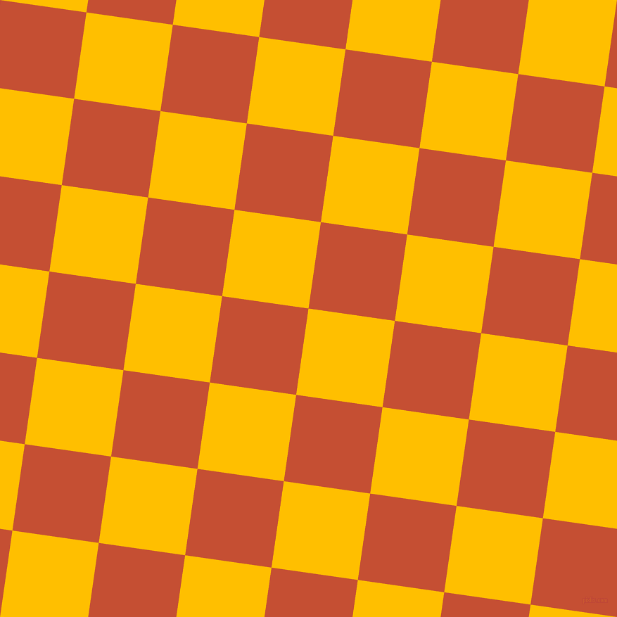 82/172 degree angle diagonal checkered chequered squares checker pattern checkers background, 124 pixel square size, , Amber and Trinidad checkers chequered checkered squares seamless tileable