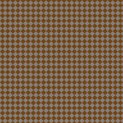 45/135 degree angle diagonal checkered chequered squares checker pattern checkers background, 15 pixel squares size, , Americano and Antique Brass checkers chequered checkered squares seamless tileable
