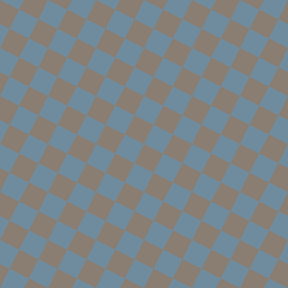 63/153 degree angle diagonal checkered chequered squares checker pattern checkers background, 43 pixel square size, , Americano and Bermuda Grey checkers chequered checkered squares seamless tileable