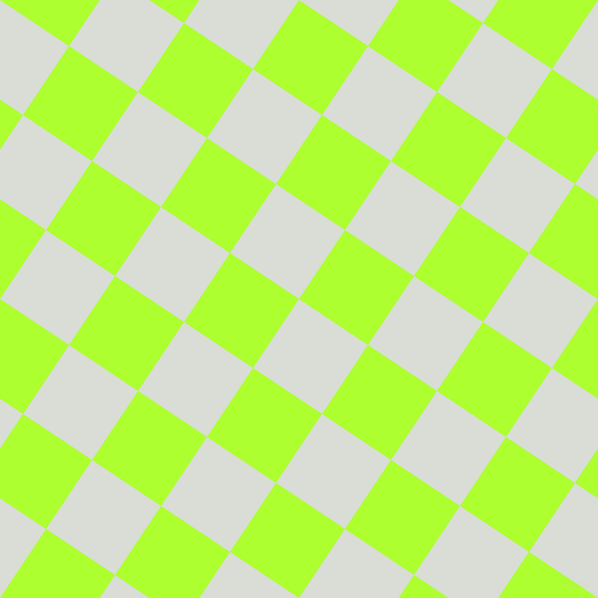 56/146 degree angle diagonal checkered chequered squares checker pattern checkers background, 118 pixel square size, , Aqua Haze and Green Yellow checkers chequered checkered squares seamless tileable
