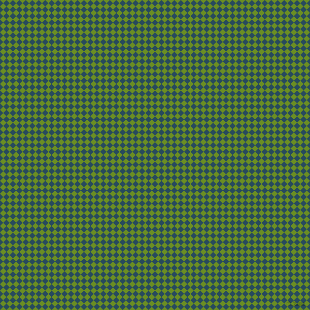 45/135 degree angle diagonal checkered chequered squares checker pattern checkers background, 9 pixel square size, , Arapawa and Olive Drab checkers chequered checkered squares seamless tileable