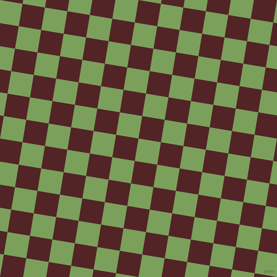 81/171 degree angle diagonal checkered chequered squares checker pattern checkers background, 77 pixel square size, , Asparagus and Lonestar checkers chequered checkered squares seamless tileable