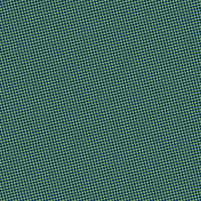 59/149 degree angle diagonal checkered chequered squares checker pattern checkers background, 8 pixel square size, , Asparagus and Prussian Blue checkers chequered checkered squares seamless tileable