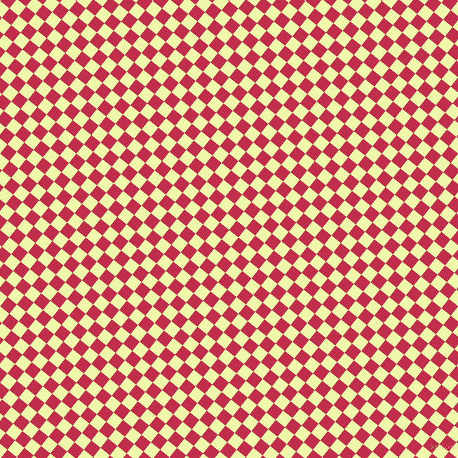 51/141 degree angle diagonal checkered chequered squares checker pattern checkers background, 17 pixel squares size, , Australian Mint and Old Rose checkers chequered checkered squares seamless tileable