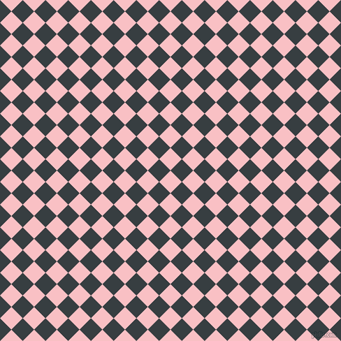45/135 degree angle diagonal checkered chequered squares checker pattern checkers background, 23 pixel squares size, , Azalea and Mine Shaft checkers chequered checkered squares seamless tileable