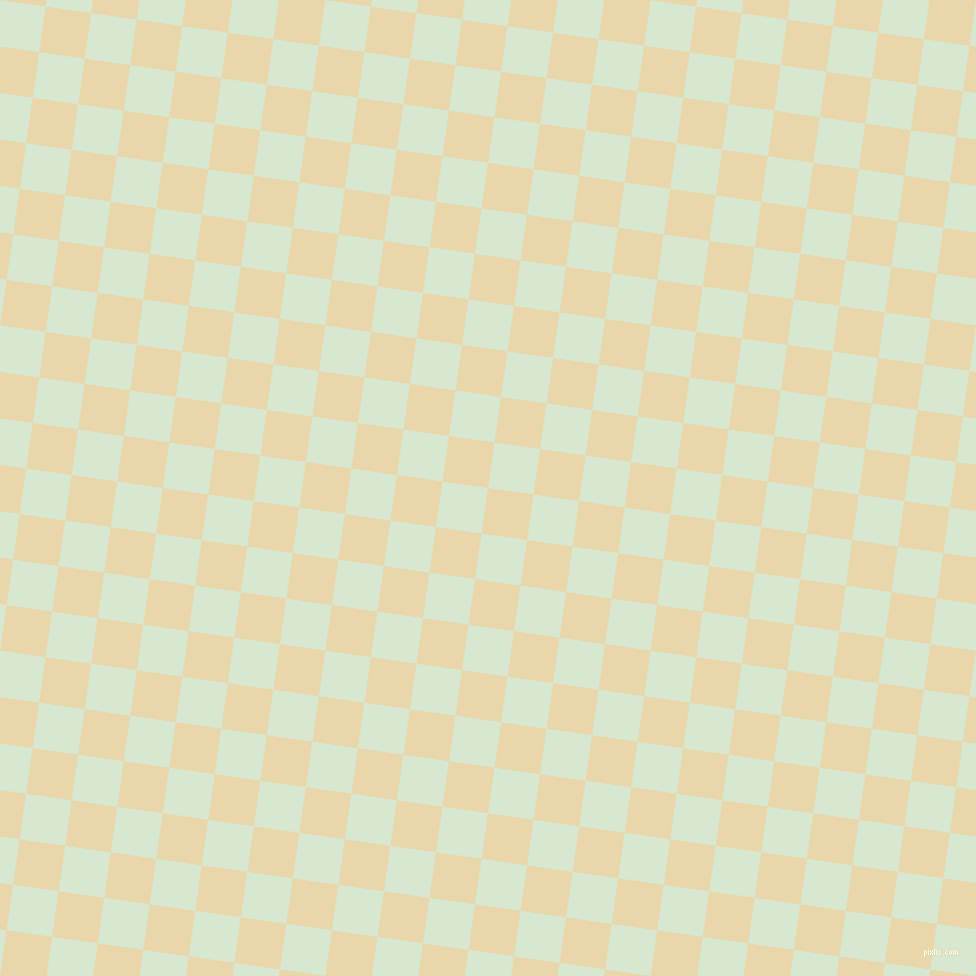 82/172 degree angle diagonal checkered chequered squares checker pattern checkers background, 46 pixel square size, , Beeswax and Peppermint checkers chequered checkered squares seamless tileable