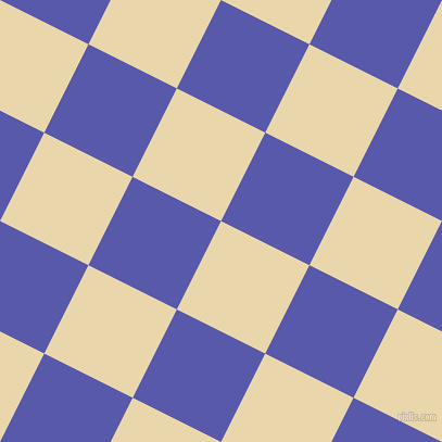 63/153 degree angle diagonal checkered chequered squares checker pattern checkers background, 91 pixel squares size, , Beeswax and Rich Blue checkers chequered checkered squares seamless tileable
