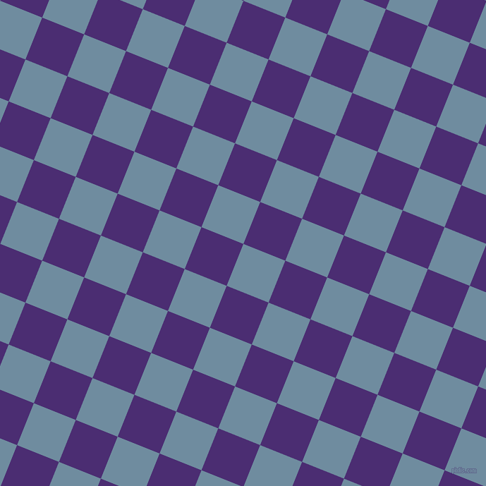 68/158 degree angle diagonal checkered chequered squares checker pattern checkers background, 64 pixel squares size, , Bermuda Grey and Blue Diamond checkers chequered checkered squares seamless tileable