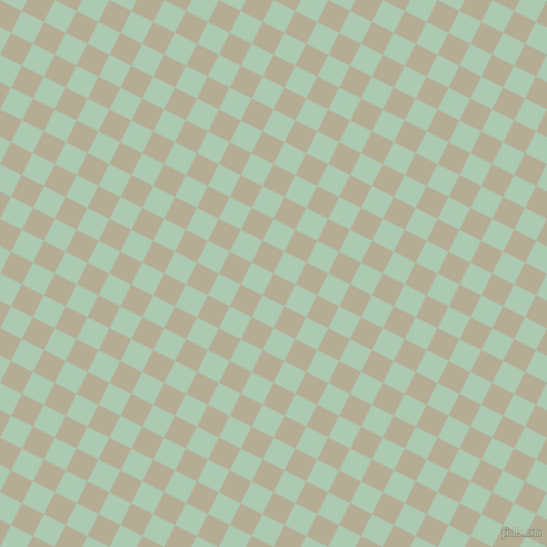 63/153 degree angle diagonal checkered chequered squares checker pattern checkers background, 22 pixel squares size, , Bison Hide and Gum Leaf checkers chequered checkered squares seamless tileable