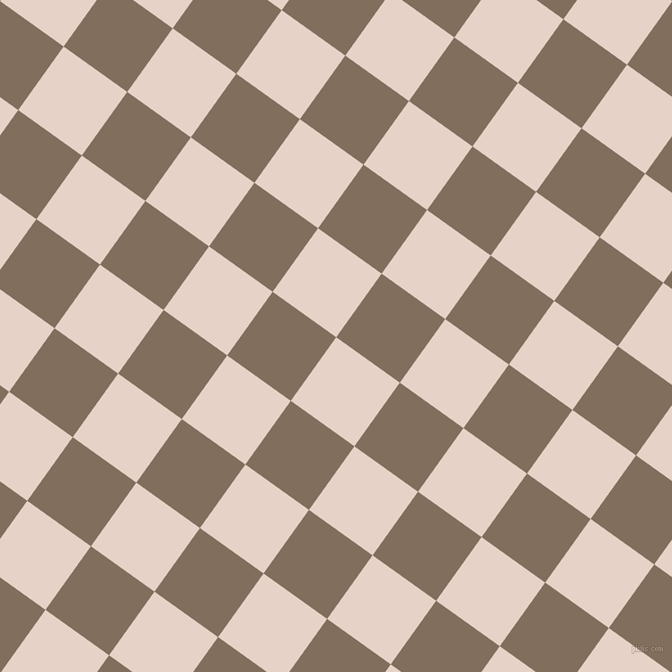 54/144 degree angle diagonal checkered chequered squares checker pattern checkers background, 87 pixel squares size, , Bizarre and Donkey Brown checkers chequered checkered squares seamless tileable