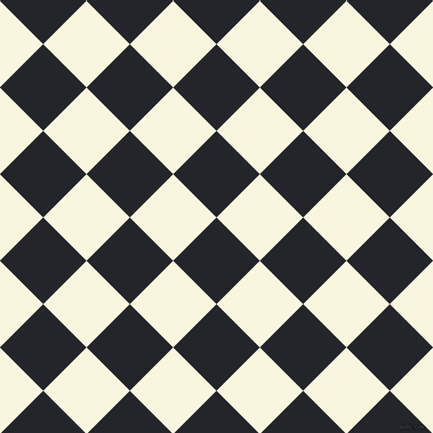 45/135 degree angle diagonal checkered chequered squares checker pattern checkers background, 89 pixel square size, , Black Russian and Promenade checkers chequered checkered squares seamless tileable