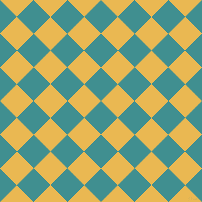 45/135 degree angle diagonal checkered chequered squares checker pattern checkers background, 80 pixel square size, , Blue Chill and Ronchi checkers chequered checkered squares seamless tileable