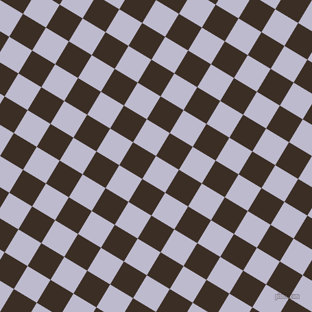 59/149 degree angle diagonal checkered chequered squares checker pattern checkers background, 39 pixel square size, , Blue Haze and Sambuca checkers chequered checkered squares seamless tileable
