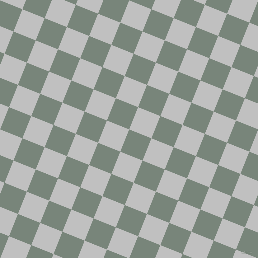 68/158 degree angle diagonal checkered chequered squares checker pattern checkers background, 77 pixel squares size, , Blue Smoke and Silver checkers chequered checkered squares seamless tileable