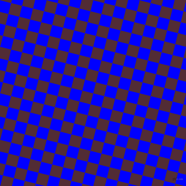 76/166 degree angle diagonal checkered chequered squares checker pattern checkers background, 39 pixel squares size, , Blue and Wine Berry checkers chequered checkered squares seamless tileable