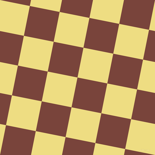79/169 degree angle diagonal checkered chequered squares checker pattern checkers background, 118 pixel square size, , Bole and Light Goldenrod checkers chequered checkered squares seamless tileable