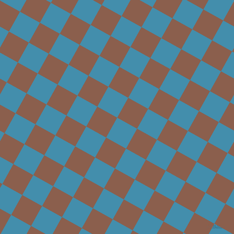 61/151 degree angle diagonal checkered chequered squares checker pattern checkers background, 45 pixel squares size, , Boston Blue and Spicy Mix checkers chequered checkered squares seamless tileable