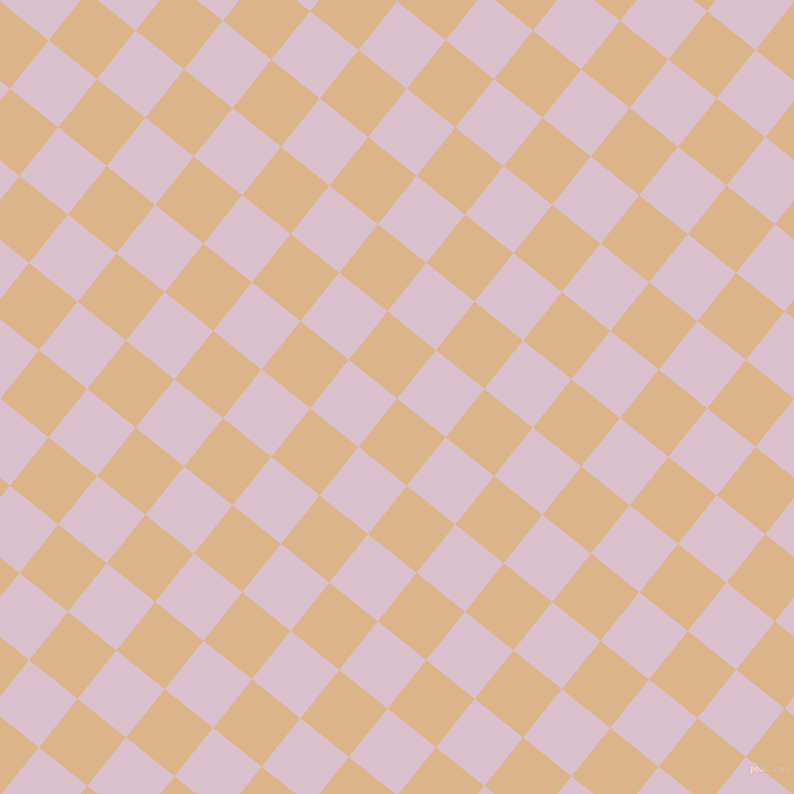 51/141 degree angle diagonal checkered chequered squares checker pattern checkers background, 56 pixel square size, , Brandy and Twilight checkers chequered checkered squares seamless tileable